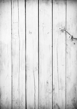 Weathered white wood