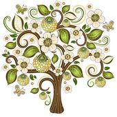 Fotografie dekorative Baum Frühling