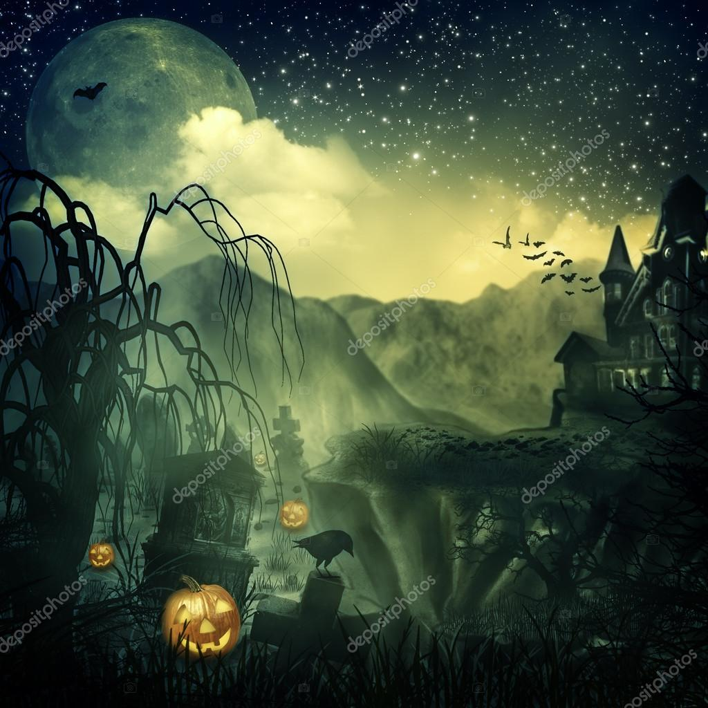 Scary Movie. Abstract halloween backgrounds for your design ...