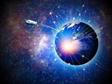 Space transportation and technologies in the future, abstract ba