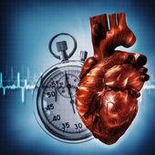 Ideje gondolkodni... Absztrakt egészségügyi és orvosi háttérrel