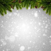 Fotografie Winter und Weihnachten abstrakt für Ihr design