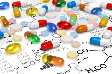Pharmacy concept