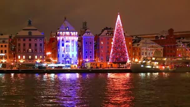 Karácsony, Stockholm, Svédország
