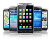 Smartphone a aplikace