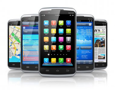 Smartphones and applications