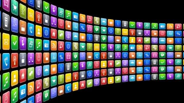 mobilní aplikace koncept