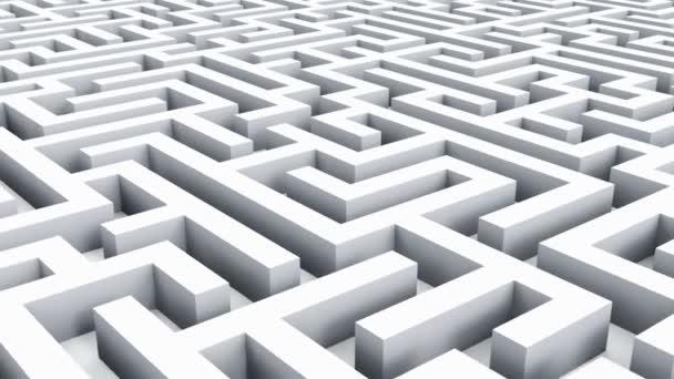 Přelet nad nekonečný labyrint