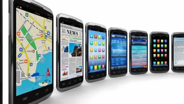 Smartphones és a mobil alkalmazások