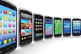 Chytré telefony a mobilní aplikace