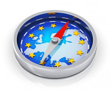 Compass of Europe