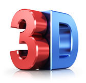 Fotografie 3D logo