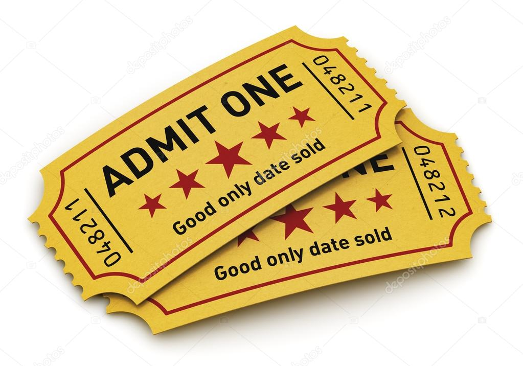 cinema tickets stock photo scanrail 26901453