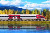 Fotografie High speed train