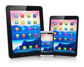 Fotografie Modern mobile devices