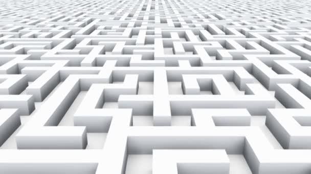 nekonečný labyrint