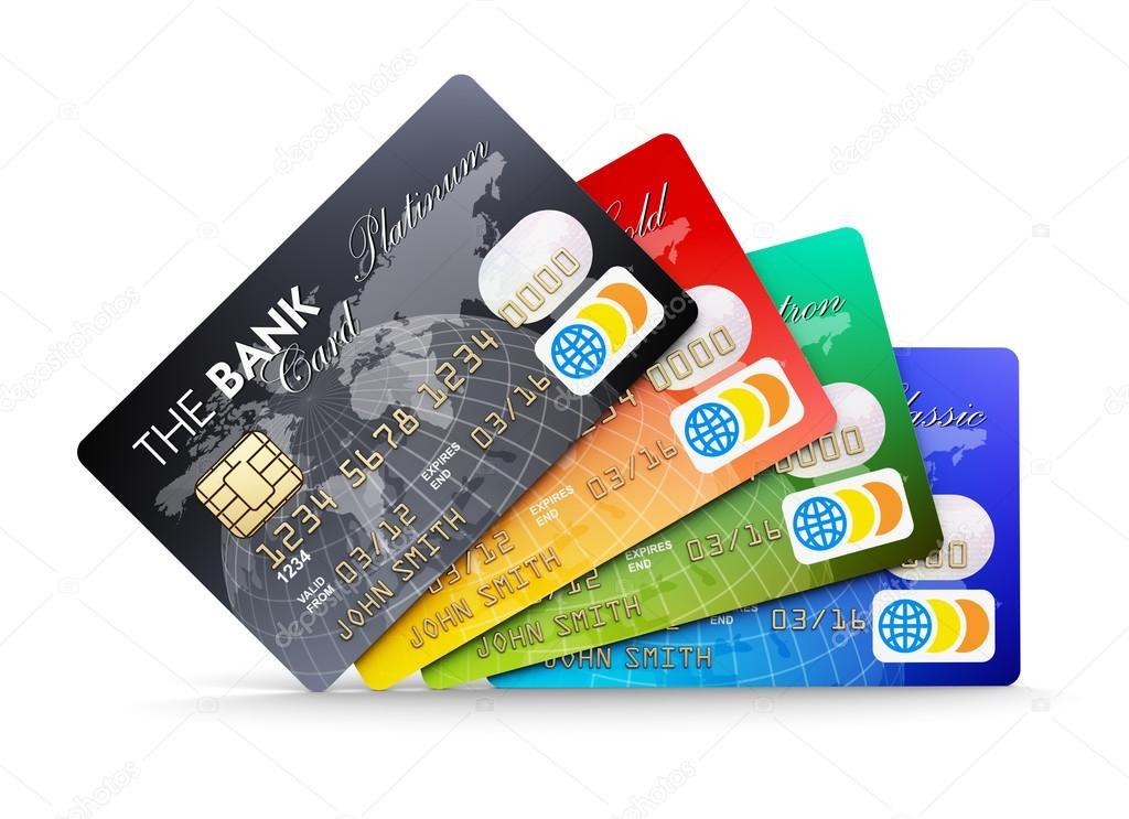 фото карт кредитных