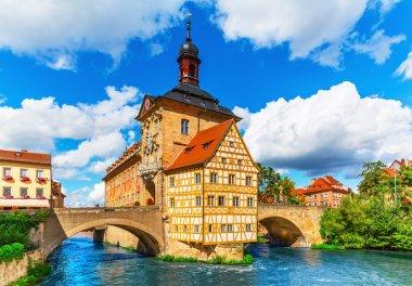 City Hall in Bamberg, Germany