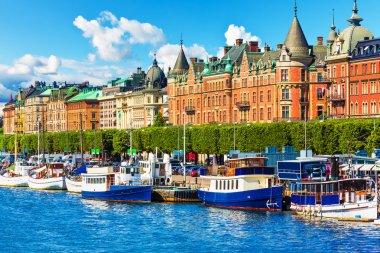 Old Town in Stockholm, Sweden