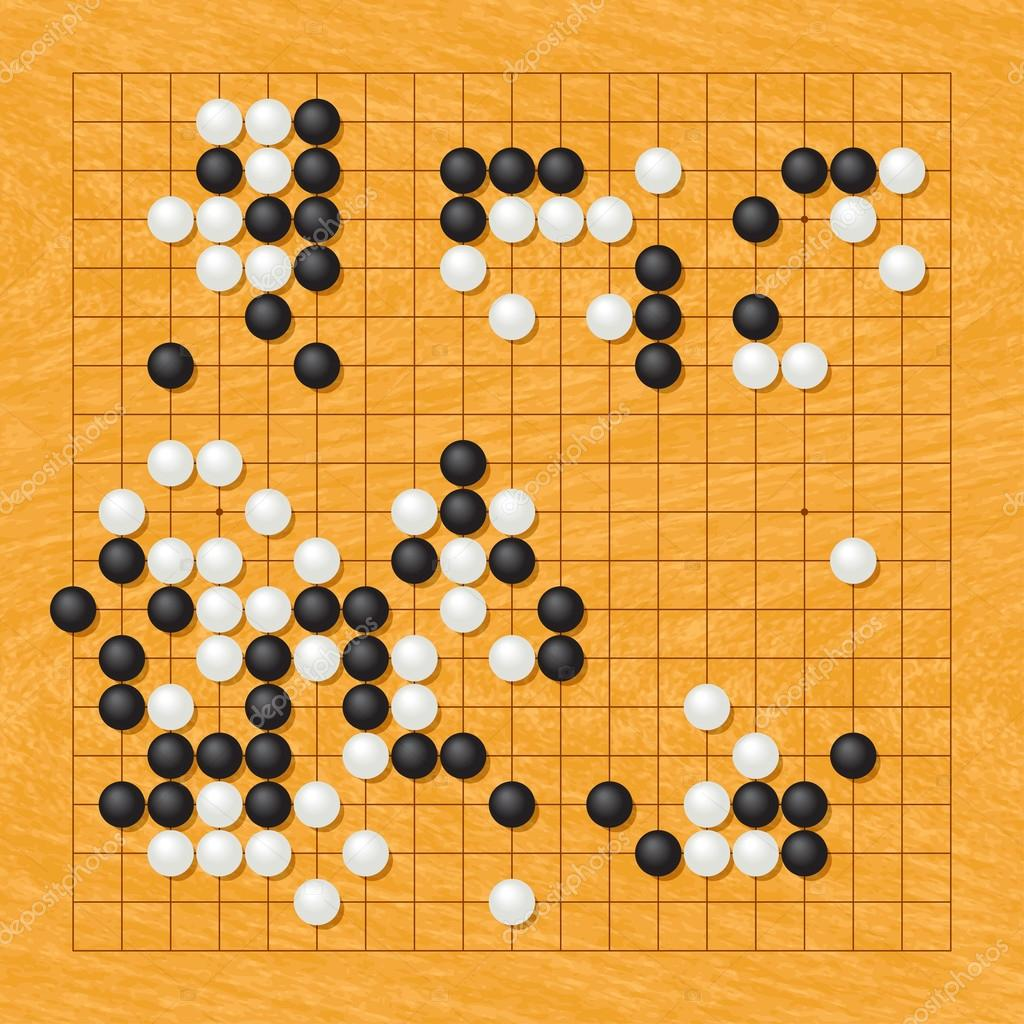 buy online 1f00a 2f6b7 Go gioco — Vettoriali Stock © AlexanderZam #24764701