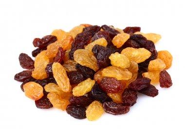 Mix raisins