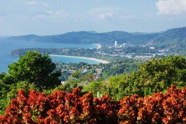 View of the Andaman Sea