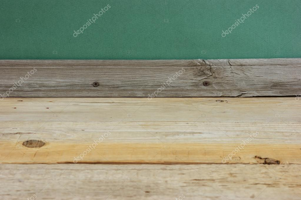 Oude Houten Vloeren : Oude houten vloer u2014 stockfoto © observer #37588397