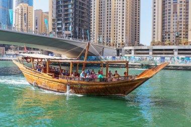 Waterfront at Dubai Marina