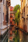 Canal a Venezia Italia