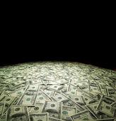 Peníze pozadí