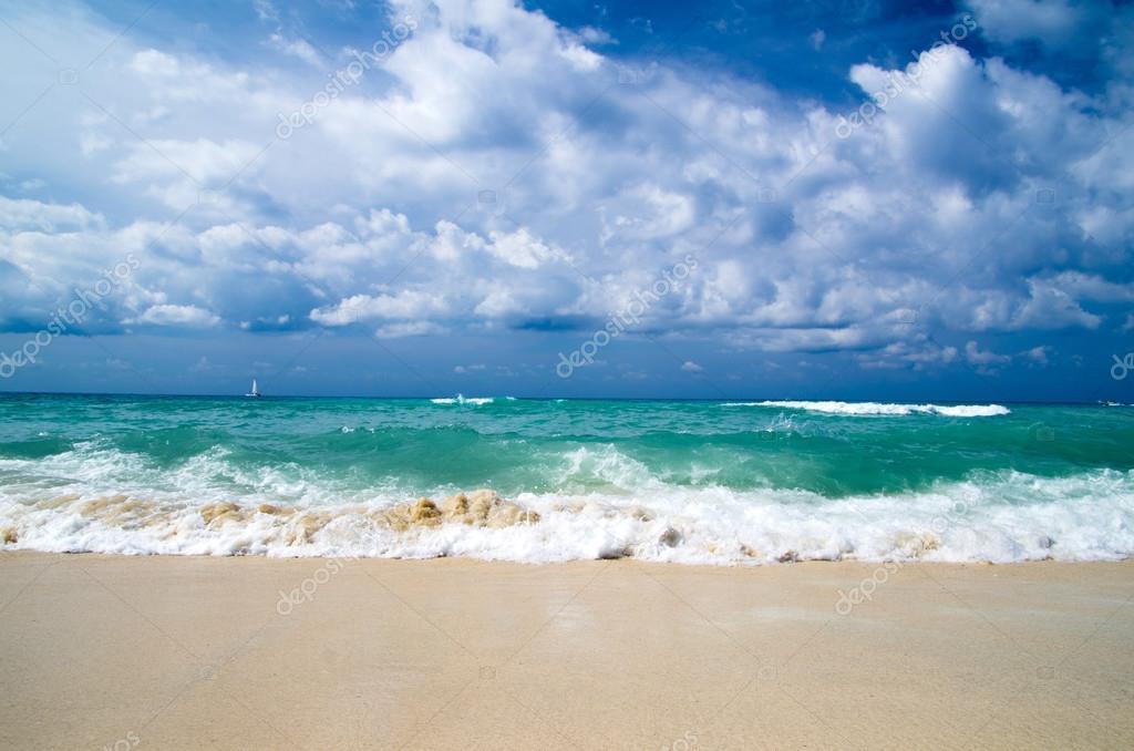 Фотообои tropical sea