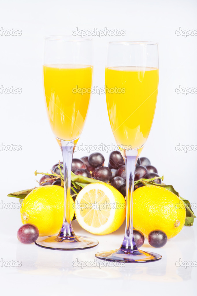 Pineapple rum punch swinger's party invites