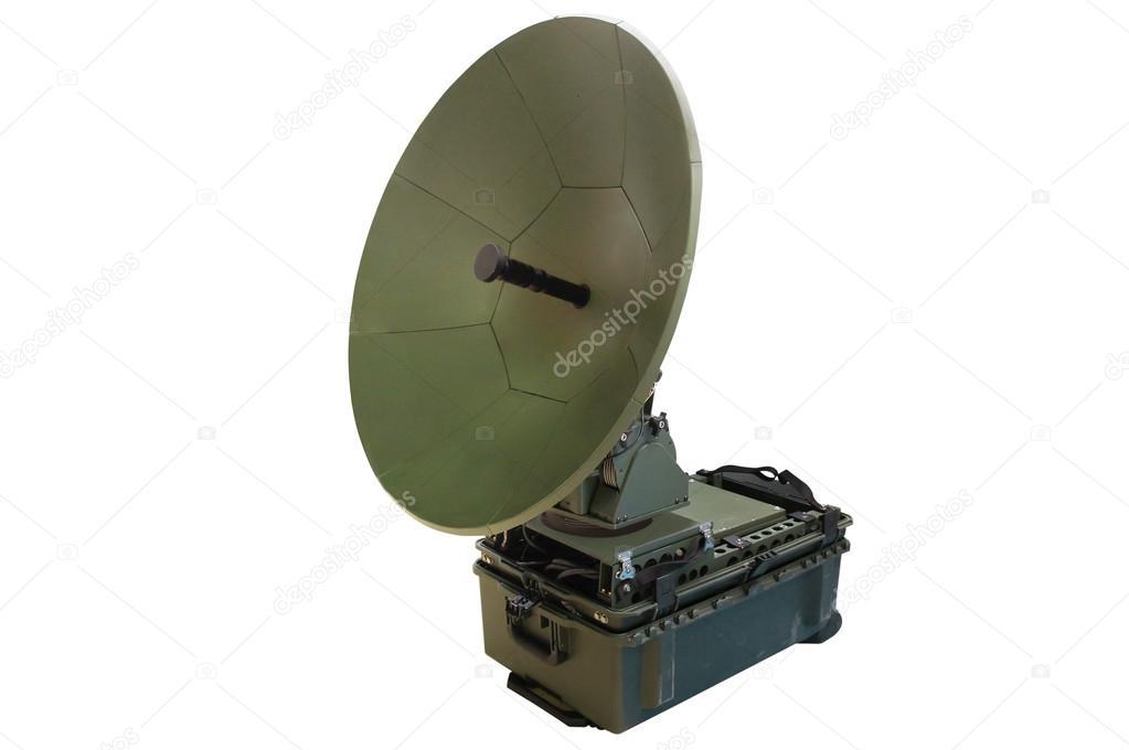 Portable satellite antenna stock photo uatp12 30902667 portable satellite antenna stock photo publicscrutiny Images