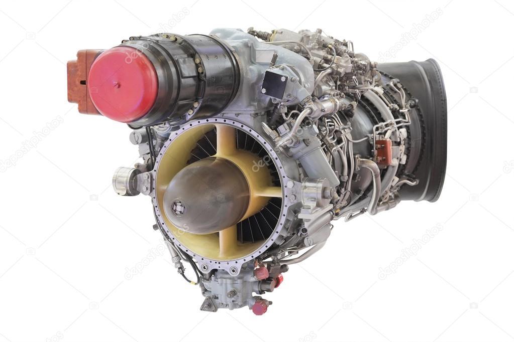 Turbo jet engine — Stock Photo © uatp12 #47165995