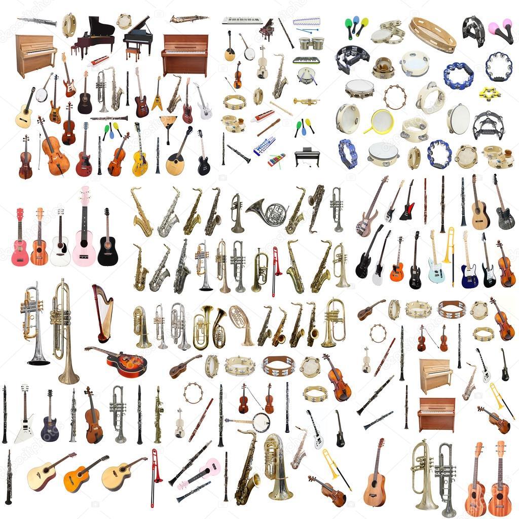 Instruments de musique diff rents photographie uatp12 for Instruments de musique dax
