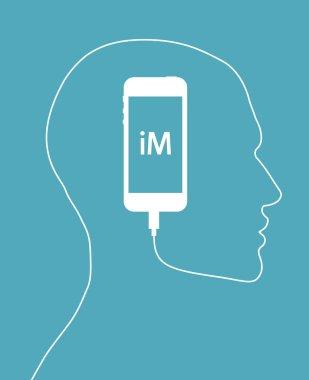 Phone profile minimal