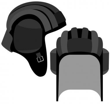 Tank helmet