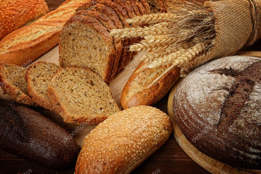 Картинка свежего хлеба