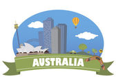 australia. turismo e dei viaggi