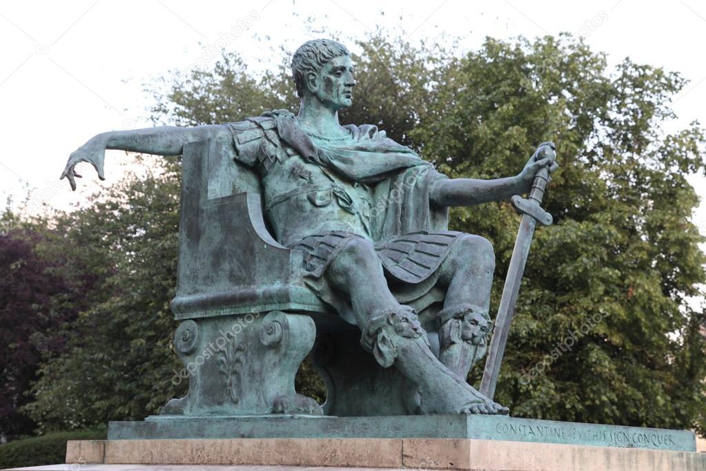 sculpture bronze exterieur