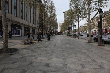 On a street of Paris