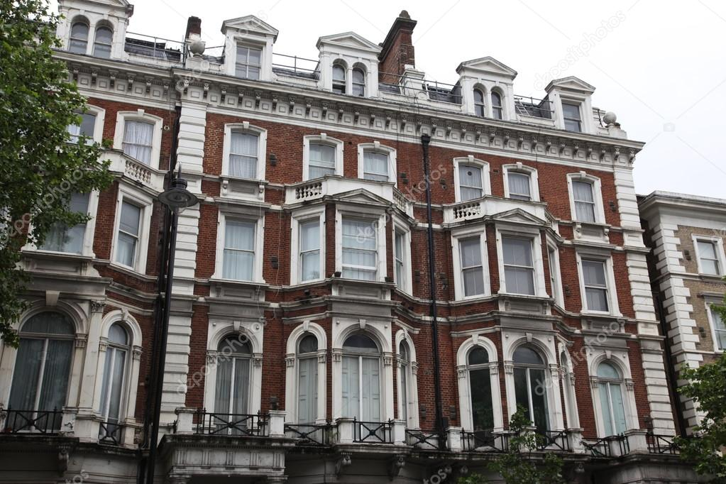 Classic Victorian House In London Baker Street UK Photo By Konstantin32