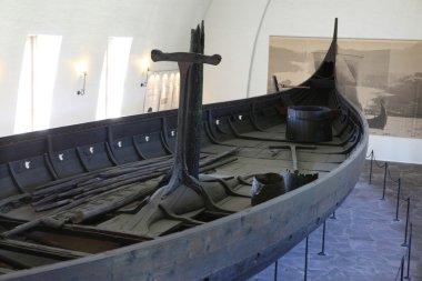 Real viking ship, Norway