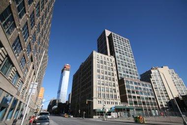 New York skyscrapers in Manhattan, USA