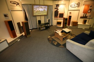 High-end audio and video equipment