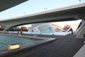Valencia komplexu Město umění a věd