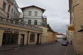 Stará ulice v Tallinu