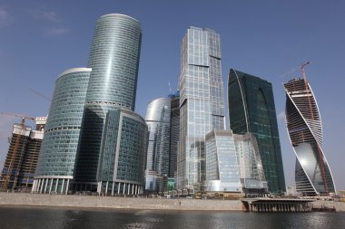 City international business center, Moscow