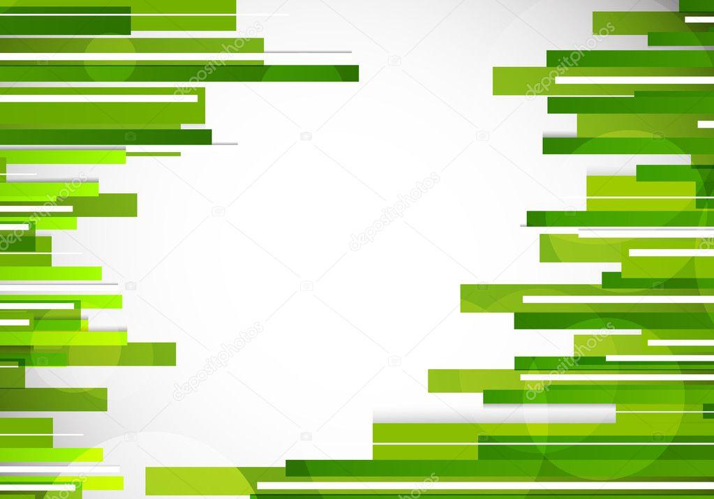 Astratto Sfondo Pallavolo Disegno Vettoriale: Sfondo Astratto Con Linee Verdi