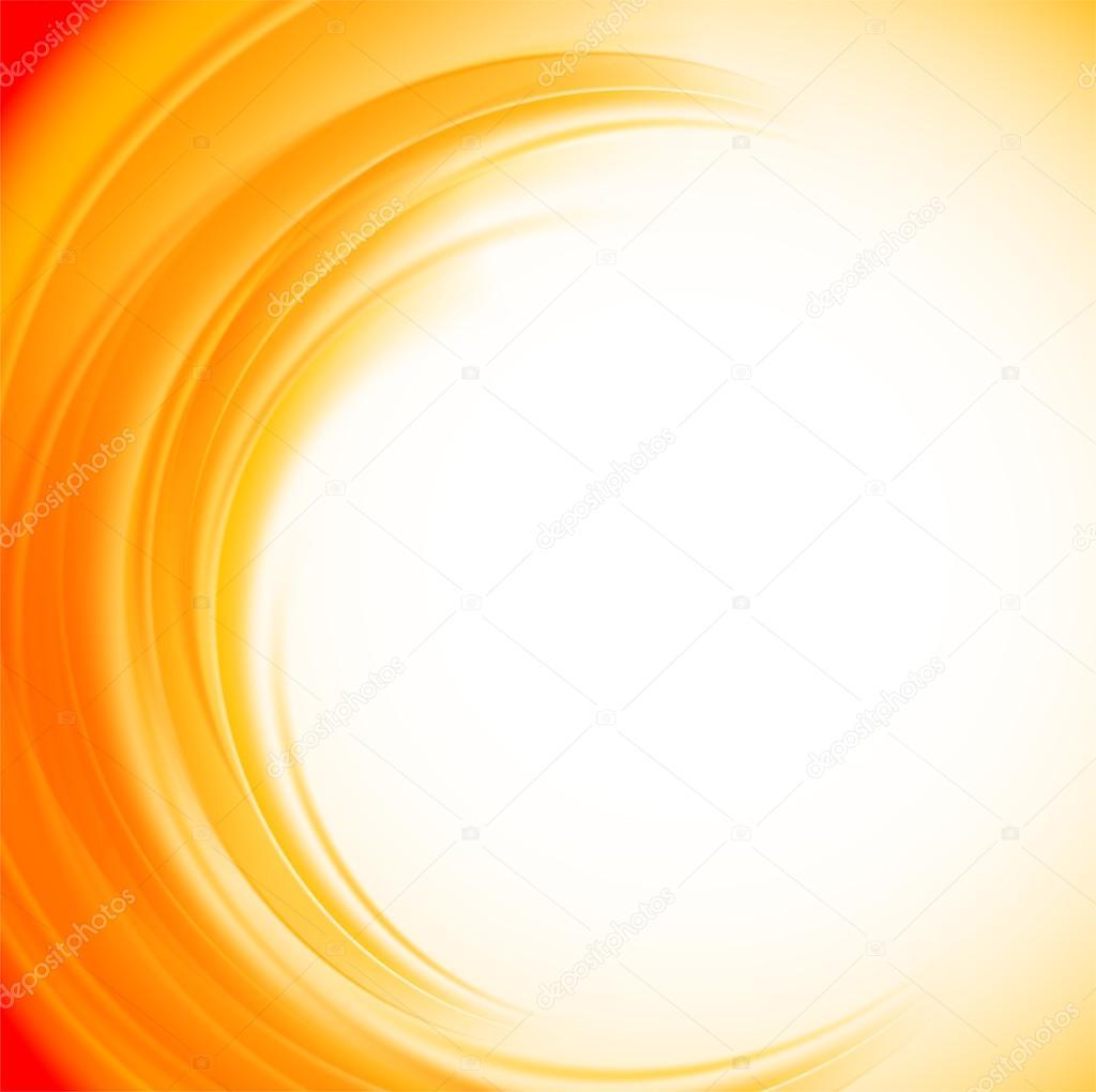Abstract orange background Stock Vector Denchik 30487797